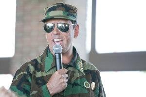 USO Marine Team Building Program