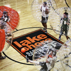 Bubble Soccer at LSF