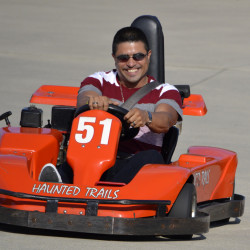 Bullit Go Kart Track