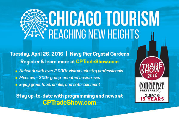 Concierge Preferred Tradeshow 2016
