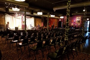 Company Holiday Party Meeting space at Chicago Theater Works