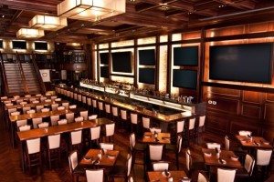 Old Town Pour House Private Dining Room