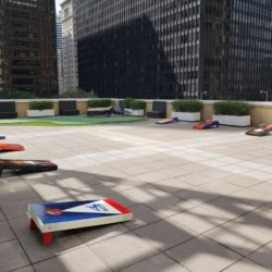 Rooftop Bags Tourney