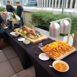 Rooftop Buffet