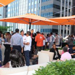 Rooftop Summer Event