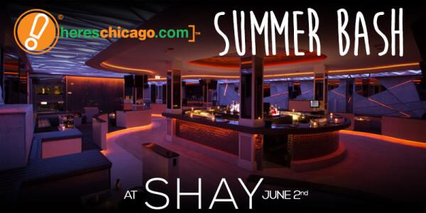here's chicago summer bash 2016