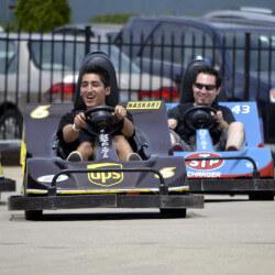 Trails Raceway Go Kart Track