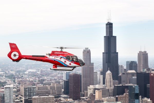 Chicago Helicopter Experience Group Outings Here S Chicago