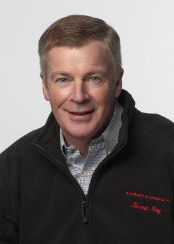 Kevin Coen, President of The Popcorn Factory & Fannie May Brands