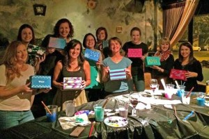 Jewelry box event with Crafts & Drafts