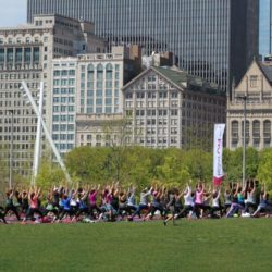 Maggie Daley Park Chicago Special Events YOGA Chicago