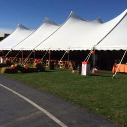 Abbvie Fall Tent