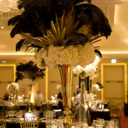 Deco Wedding - JW Marriott