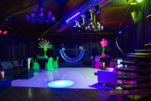 alacartespecialevents glowparty