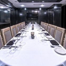 La Salle Private Room