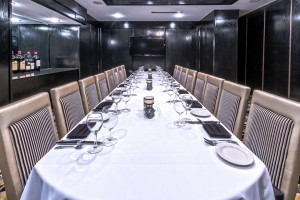 La Salle Private Room