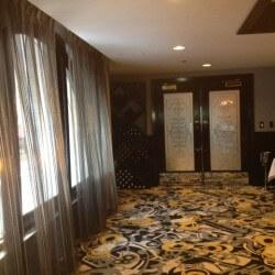 VIP Room Window