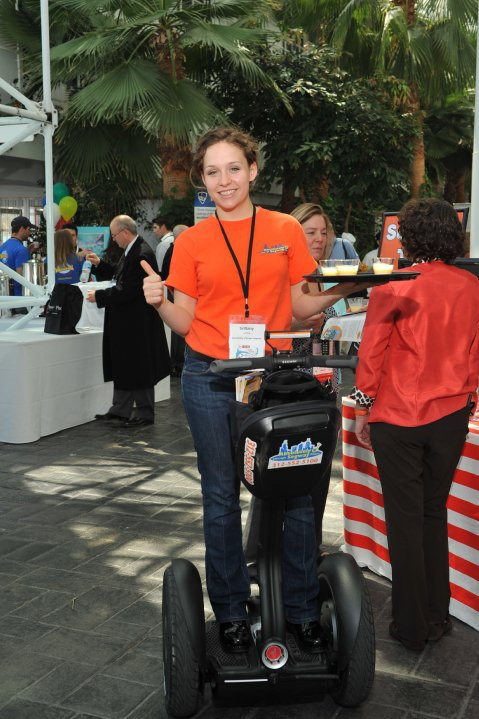Brittany Cortina Absolutely Chicago Segway Tours