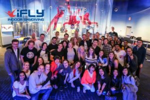 IFLY Corporate Outings  Events