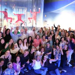 IFLY Corporate Group Outings  Events