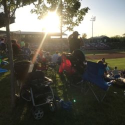 kane county cougars Full stadium