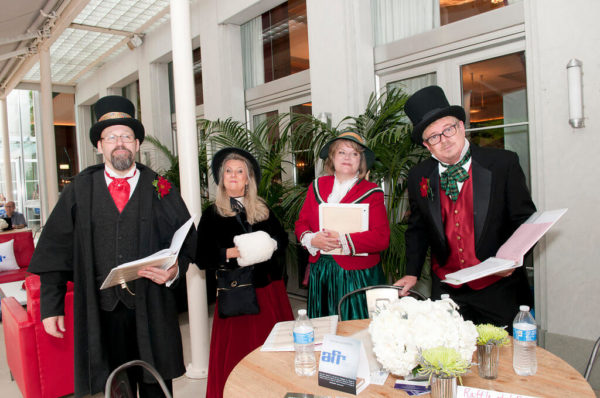 Caroling Connection at Hospitality Fest 2017