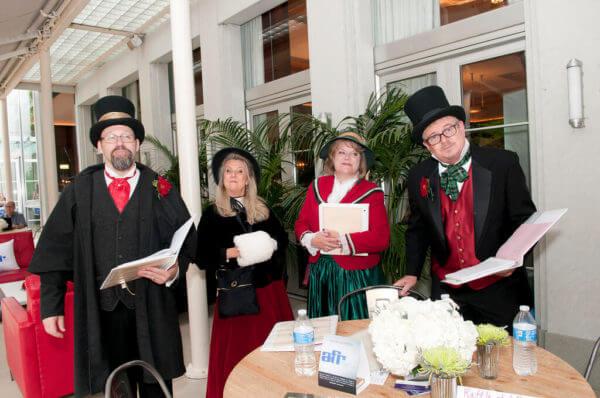 Caroling Connection at Hospitality Fest 2017