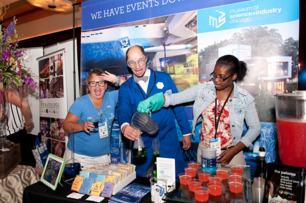 Museum of Science and Industry at Hospitality Fest 2017
