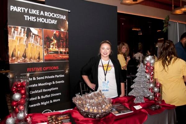 Hard Rock Cafe at Hospitality Fest 2017