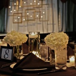 VIPER ALLEY TABLE SETTING