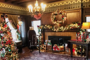 Cheney Mansion Holiday Parties