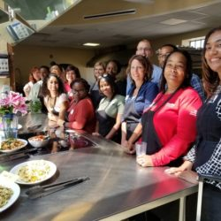 Petersen Project group cooking classes chicago