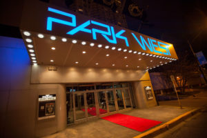 Park West exterior Red Carpet