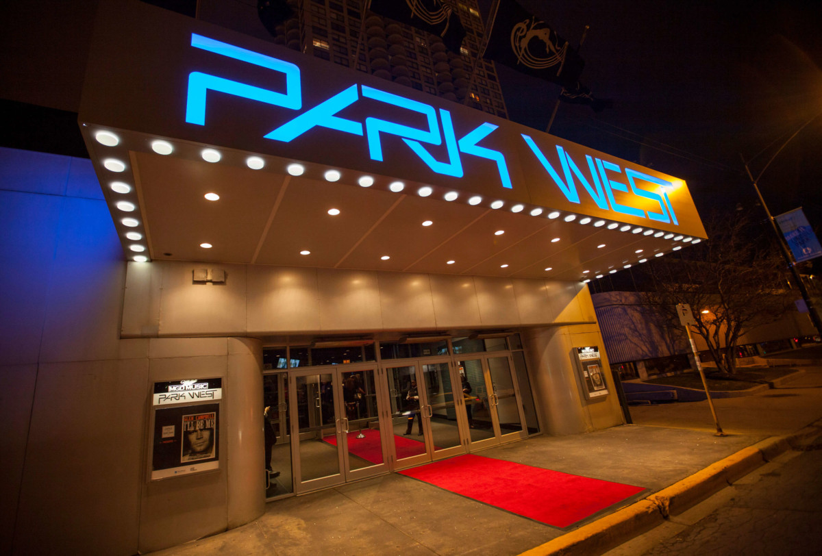 Park West Chicago S Historic Theater Amp Event Space Here