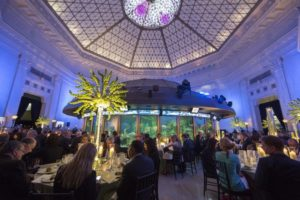 Shedd Aquarium Reception Space