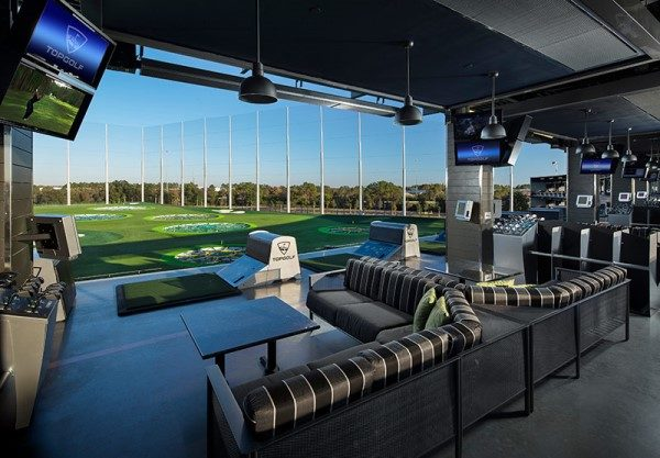 Top Golf Naperville-Bay-Seating