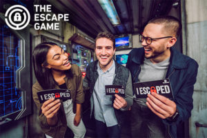 The Escape Game Chicago team building experience