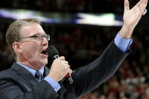 Jim Cornelison Chicago Blackhawks Anthem Singer