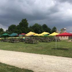Siegels Cottonwood Farm Company Summer Picnic Spaces