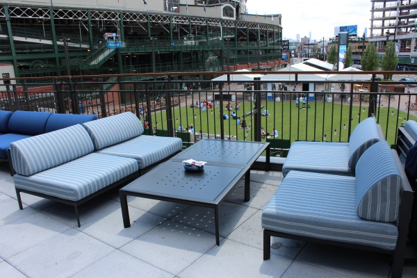 Brickhouse Wrigleyville terrace