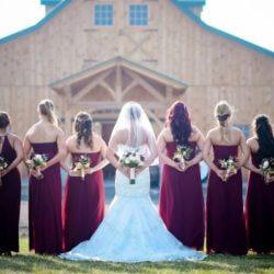Siegels Cottonwood Farm Weddings in the Barn
