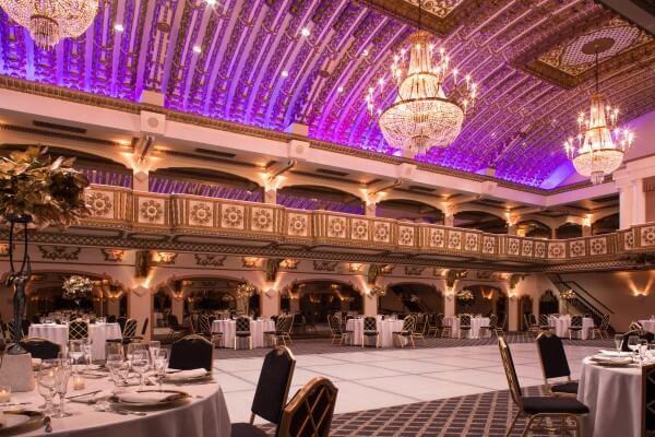 The Crystal Ballroom At The Millennium Knickerbocker