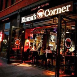 Kumas Corner West Loop Chicago