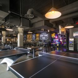 fun activities in Chicago Lucky Strike Social at Wrigleyville