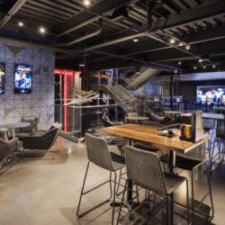 Schaumburg Mezzanine Lounge