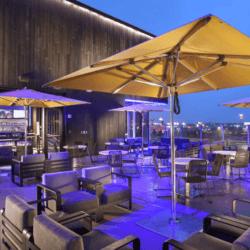 Schaumburg Rooftop Terrace