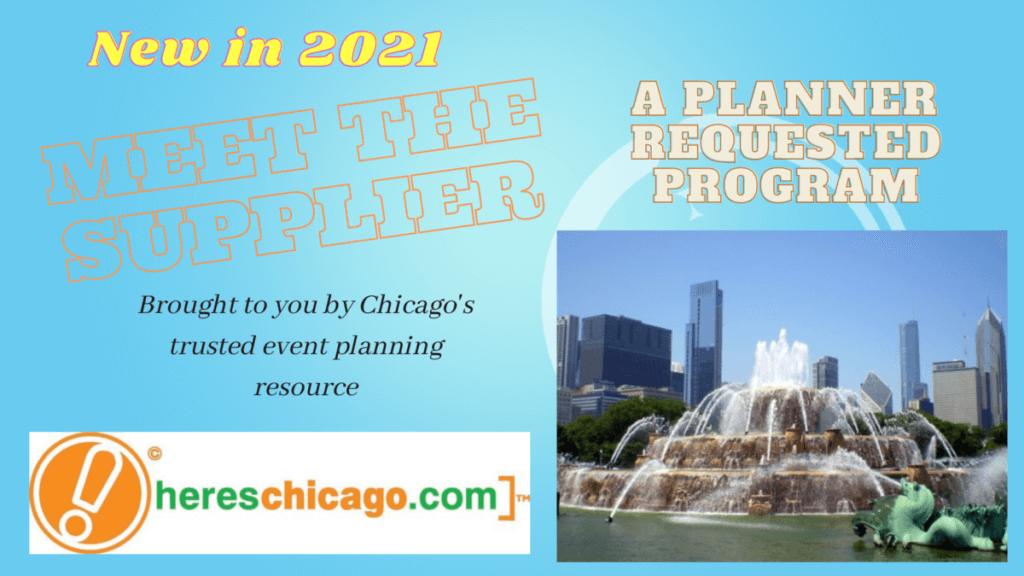 Meet Chicago's best event suppliers