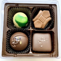 Online Chocolate Tasting Experience