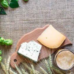 Virtual Beer  Cheese Tasting