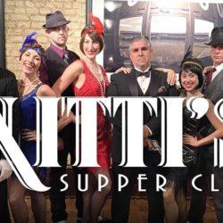 Nittis Supper Club with da gansters  da molls